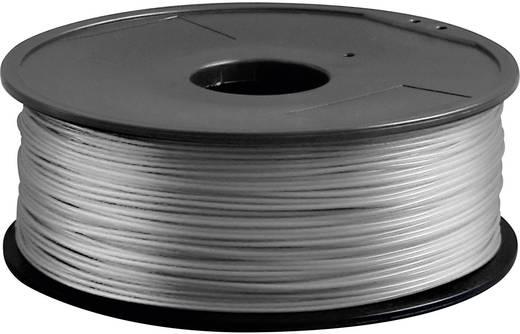3D nyomtató szál Renkforce ABS175S1 1.75 mm Ezüst