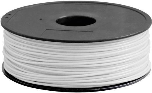 3D nyomtató szál Renkforce ABS300W1 3 mm Fehér
