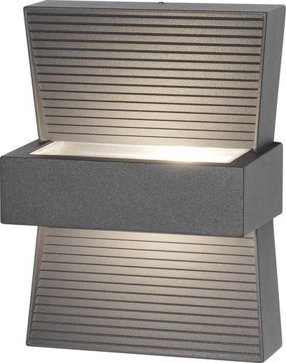 LED-es kültéri fali lámpa, 6 W, melegfehér, Renkforce 2661