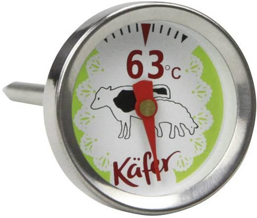 Analóg grill hőmérő, marhához és bárányhoz, Käfer