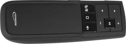 Vezeték nélküli presenter, prezentáció segítő lézer pointer Typhoon Easy Show TI010