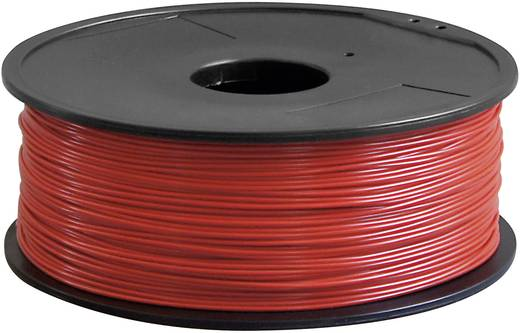 3D nyomtató szál Renkforce HIPS175R1 1.75 mm Piros