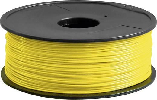 3D nyomtató szál Renkforce HIPS175Y1 1.75 mm Sárga