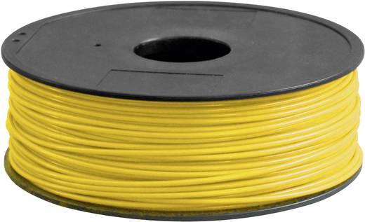 3D nyomtató szál Renkforce HIPS300Y1 3 mm Sárga