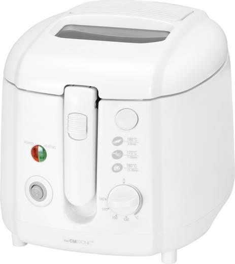 Fritőz 1800 W, fehér, Clatronic FR 3390
