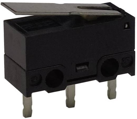 Mikrokapcsoló 125 V/AC 3 A 1 x BE/(BE) Zippy DF-03S-1P-Z Nyomó 1 db