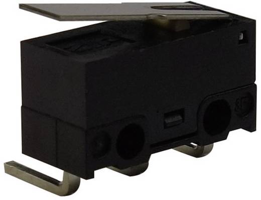 Mikrokapcsoló 125 V/AC 3 A 1 x BE/(BE) Zippy DF-03S-1C-Z Nyomó 1 db