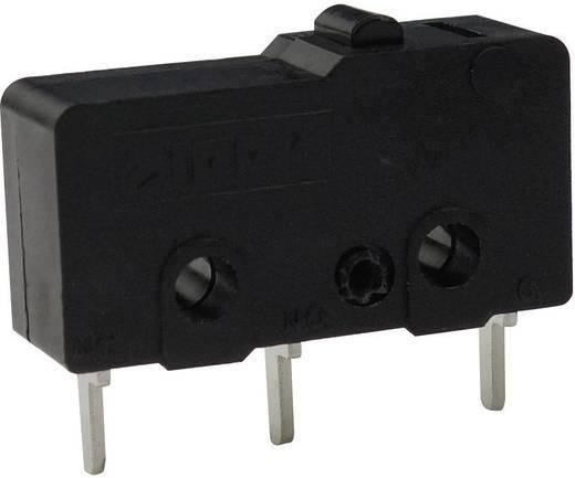 Mikrokapcsoló 250 V/AC 16 A 1 x BE/(BE) Zippy SM1-16H-00P0-Z Nyomó 1 db