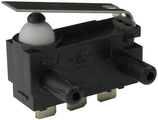Mikrokapcsoló 12 V/DC 0.1 A 1 x BE/(BE) Zippy DW-N2S-01A0E-Z Nyomó 1 db