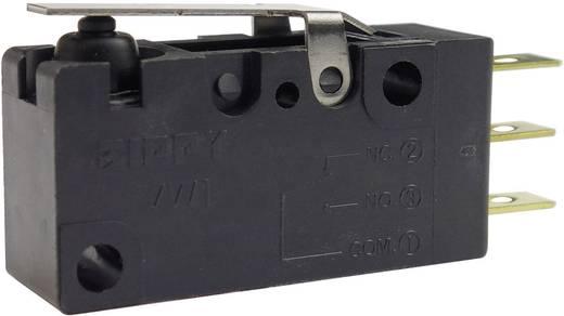 Mikrokapcsoló 250 V/AC 10 A 1 x BE/(BE) Zippy VW1-10S1-01D3-Z Nyomó 1 db