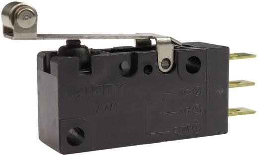 Mikrokapcsoló 250 V/AC 10 A 1 x BE/(BE) Zippy VW1-10S1-06D3-Z Nyomó 1 db