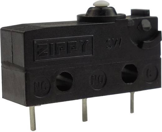 Mikrokapcsoló 250 V/AC 6 A Zippy SW-05S-00P0-Z IP67 Nyomó 1 db