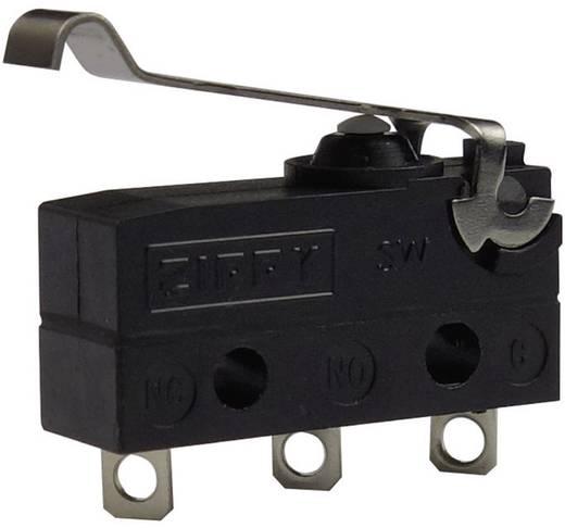 Mikrokapcsoló 250 V/AC 6 A Zippy SW-05S-04A0-Z IP67 Nyomó 1 db