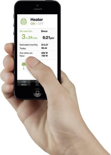 Belkin WeMo energiaköltség mérő WEMO Insight Switch