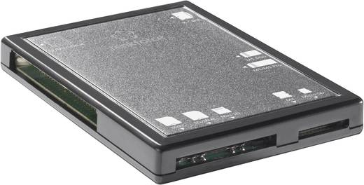 Külső memóriakártya olvasó, USB 2.0 Renkforce CR01e Fekete