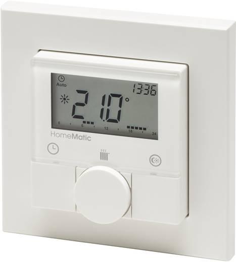 Automatikus vezeték nélküli fali termosztát, HomeMatic 132030