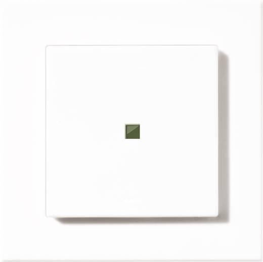 Vezeték nélküli fali kapcsoló, 2 csatornás, HomeMatic HM 131774