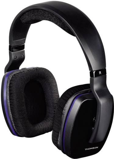 Vezeték nélküli fejhallgató Thomson WHP3311BK