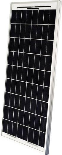 Monokristályos napelem modul 30 Wp 17.3 V Sunset