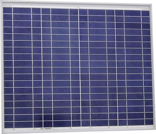 Monokristályos napelem modul 45 Wp 17.6 V Sunset