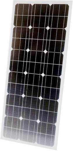 "Monokristályos napelem modul 80 Wp 16.8 V Sunset Solarmodul ""AS80"""