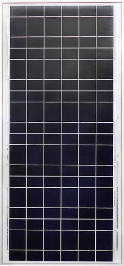 Monokristályos napelem modul 60 Wp 17.9 V Sunset