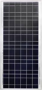 Sunset AS 60 Monokristályos napelem modul 60 Wp 12 V (110359) Sunset