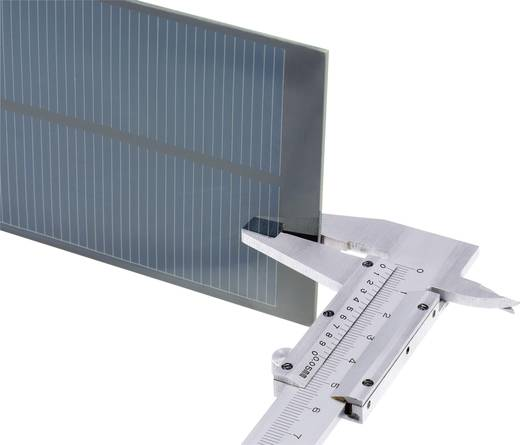 Polikristályos napelem modul, 9 V, 150 mA, 1,35 W, teljesítmény 1,35 Wp, névleges feszültség 9 V