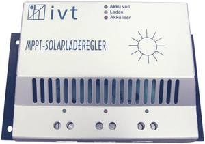 Napelemes töltésszabályozó 20A MPPT IVT