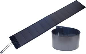 Vékonyréteg napelem modul 45 Wp 15.8 V Ascent Solar (WSLE-0450-023) Ascent Solar