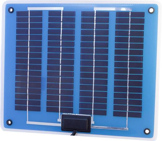 Sunset flexibilis napelemes modul 5W, 16V, 10554