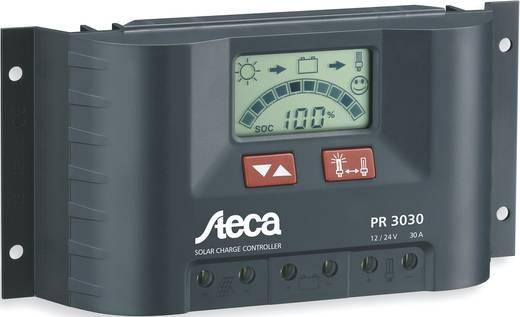 Szolár töltésszabályzó modul 12 V, 24 V 30 A Steca Steca PR 3030