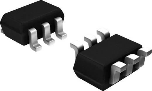Logikai IC - flip-flop NXP Semiconductors 74LVC1G175GW,125 Visszaállítás TSSOP-6