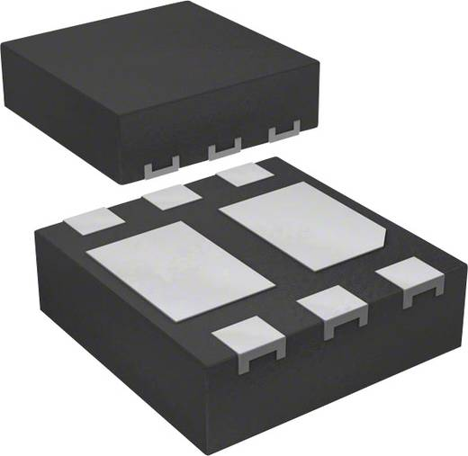 Tranzisztor NXP Semiconductors PBSS4130PANP,115 HUSON-6