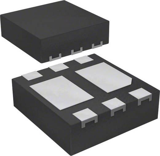 Tranzisztor NXP Semiconductors PBSS4160PANP,115 HUSON-6