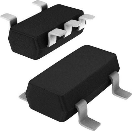 Logikai IC - inverter NXP Semiconductors 74LVC1G06GV,125 Inverter