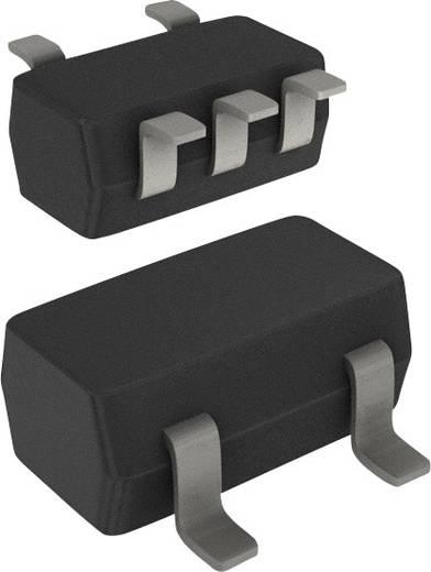 Logikai IC - inverter NXP Semiconductors XC7SET04GW,125 Inverter TSSOP-5