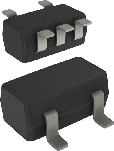 Logikai IC - kapu és inverter NXP Semiconductors 74HC1G02GW,125 NEMVAGY kapu TSSOP-5