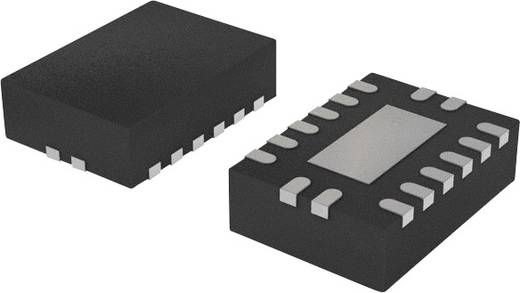 Logikai IC - toló regiszter NXP Semiconductors 74VHCT595BQ,115 Tolóregiszter DHVQFN-16 (2,5x3,5)