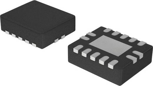 Logikai IC - puffer, meghajtó NXP Semiconductors 74VHCT125BQ,115 DHVQFN-14 (2,5x3)