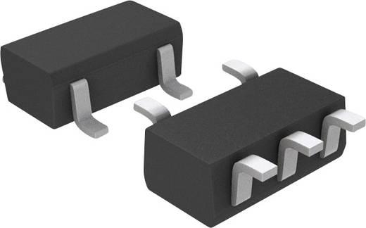 Logikai IC - flip-flop NXP Semiconductors 74LVC1G80GV,125 Standard