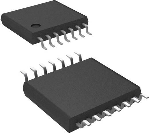 Logikai IC - jelkapcsoló NXP Semiconductors 74CBTLV3125PW,118 FET busz kapcsoló Szimpla tápellátás TSSOP-14