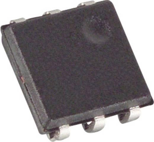 Tároló IC Maxim Integrated DS2502P+ Ház típus TSOC-6