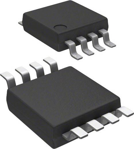 Adatgyűjtő IC - Digitális potenciométer Maxim Integrated DS1809U-010+ Nem felejtő uMAX-8