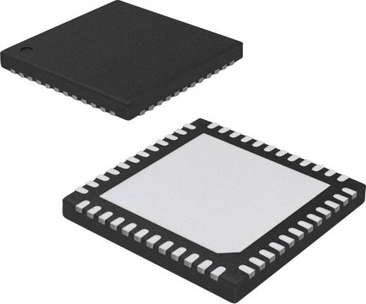 Adatgyűjtő IC - Analóg digitális átalakító (ADC) Maxim Integrated MAX19507ETM+ TQFN-48