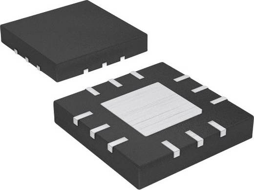 Akku töltés vezérlő PMIC Maxim Integrated MAX1925ETC+, töltésvezérlő Li-Ion TQFN-12 (4x4)