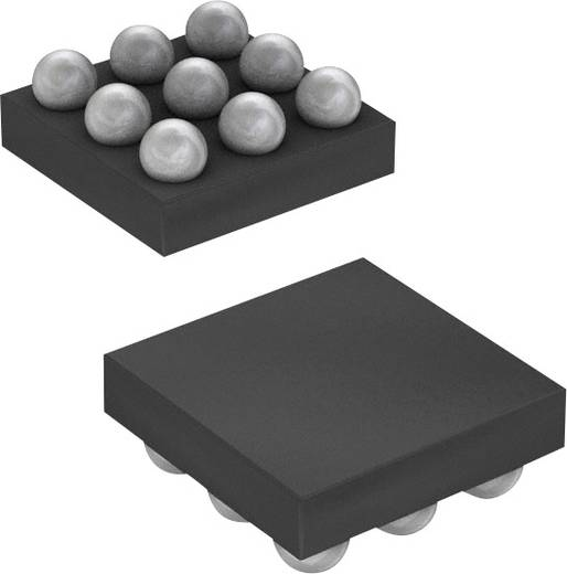 Logikai IC - átalakító Maxim Integrated MAX3394EEBL+T Átalakító, Bidirekcionális, Tri-state