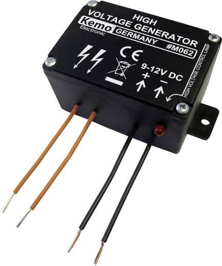Nagyfeszültség generátor, villanypásztor, KEMO M062