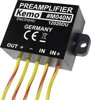 Univerzális előerősítő modul, Kemo M040N (M040N) Kemo