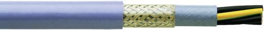 Vezérlő vezeték YSLYCY-JZ 4 x 1.5 mm² Szürke Faber Kabel 030427 méteráru